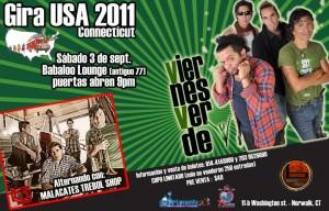 concierto viernes verde